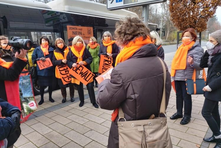 Bus Zonta Says No