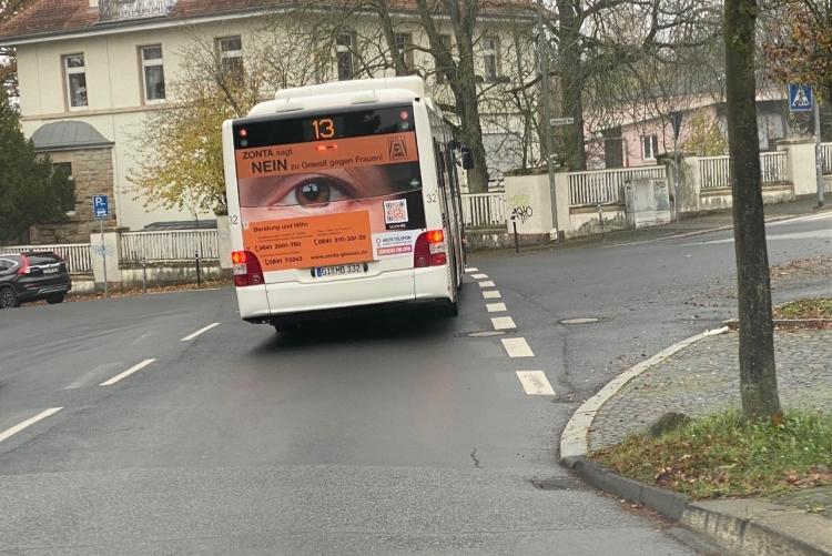 Zonta Bus